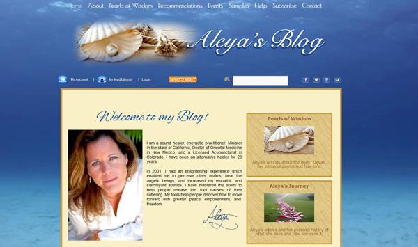 Aleya Dao Blog